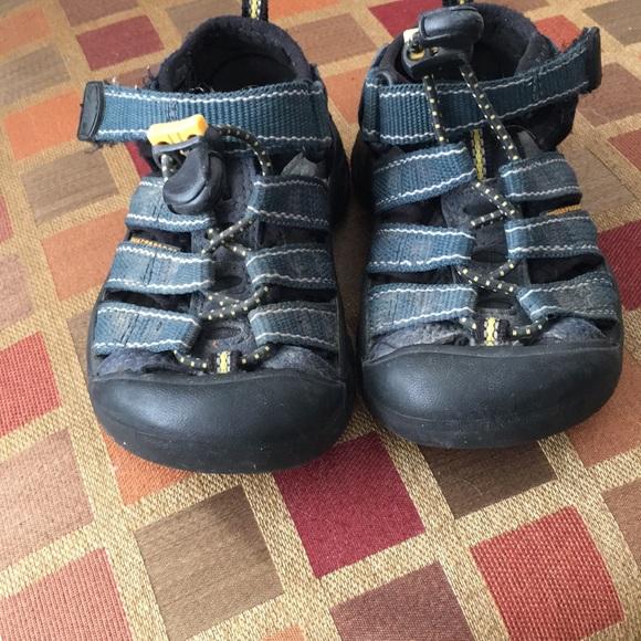 02c00c0aeee Keens Shoes   Toddler Keen Waterproof Sandals 65 Heel To Toe   Poshmark
